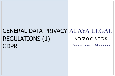 general data privacy regulations